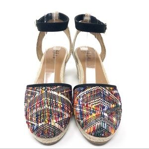 NWOB  Style & Co. Mailena Wedge Espadrilles. NEW!!